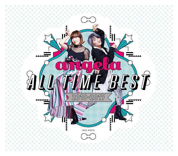 画像: angela All Time Best 2010-2017/angela