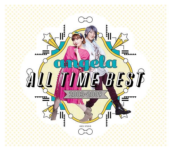 画像: angela All Time Best 2003-2009/angela