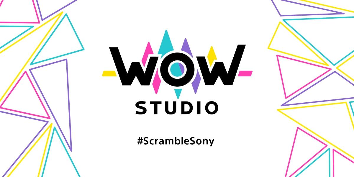 画像: Sony Japan | WOW Studio