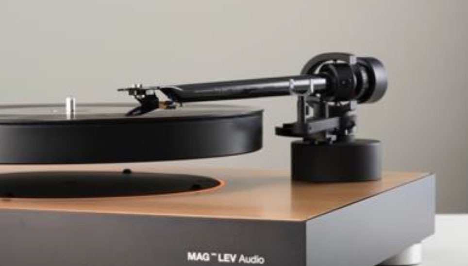 画像1: プラッターが空中に浮いて回転する。画期的なアナロクターンテーブル、マグレヴオーディオ「ML-1」が¥398,000で発売。11月21日から予約受付開始
