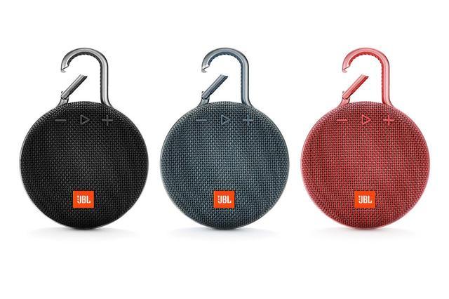 画像: JBL、Bluetoothスピーカー「CLIP 3」を5,880円で6/22発売。水没しても大丈夫なIPX7防水仕様 - Stereo Sound ONLINE