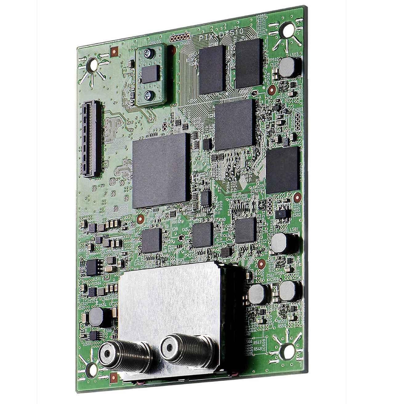 画像: ピクセラが世界初、新4K衛星放送が視聴できるWindowsパソコン向け内蔵ボード「PIX-DT510」を開発。FMVシリーズの「ESPRIMO FH-X/C3」に採用