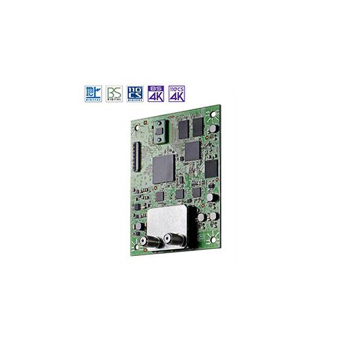 画像: ピクセラが世界初(※1)となる「新4K衛星放送」が視聴できる、Windows対応パソコン向け内蔵ボードを開発。2018年11月22日より販売開始される富士通パソコン「FMVシリーズ」の「ESPRIMO FH-X/C3」に採用されました。 | 株式会社ピクセラ