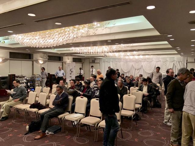画像: 昨年の会場風景。たくさんのお客様が来場してもOKな、ゆったりとしたスペースで開催されている