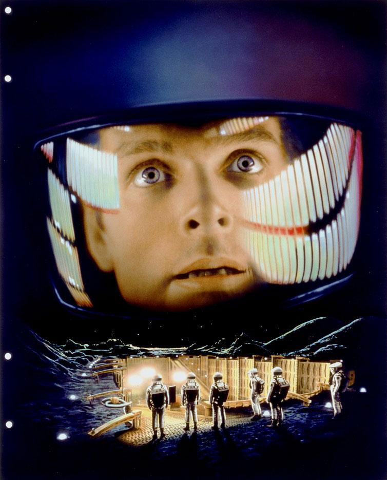 画像: NHK BS8K 「2001年宇宙の旅」 12/1、1/3 (C)Turner Entertainment Company