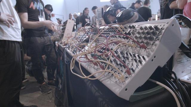 画像: 昨年はRed Bull Studios Tokyoで行なわれた『Tokyo Festival of Modular 2017』