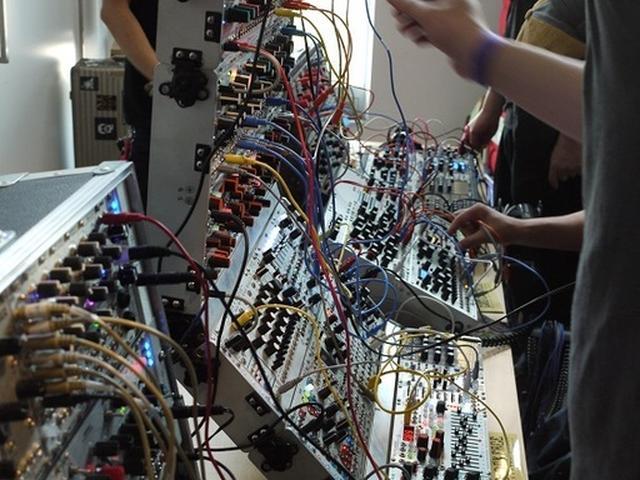 画像: 【PROSOUND WEB イベントレポート】今年も大盛況のうちに幕を閉じた『Tokyo Festival of Modular 2016』(6/11~6/12) | Stereo Sound ONLINE