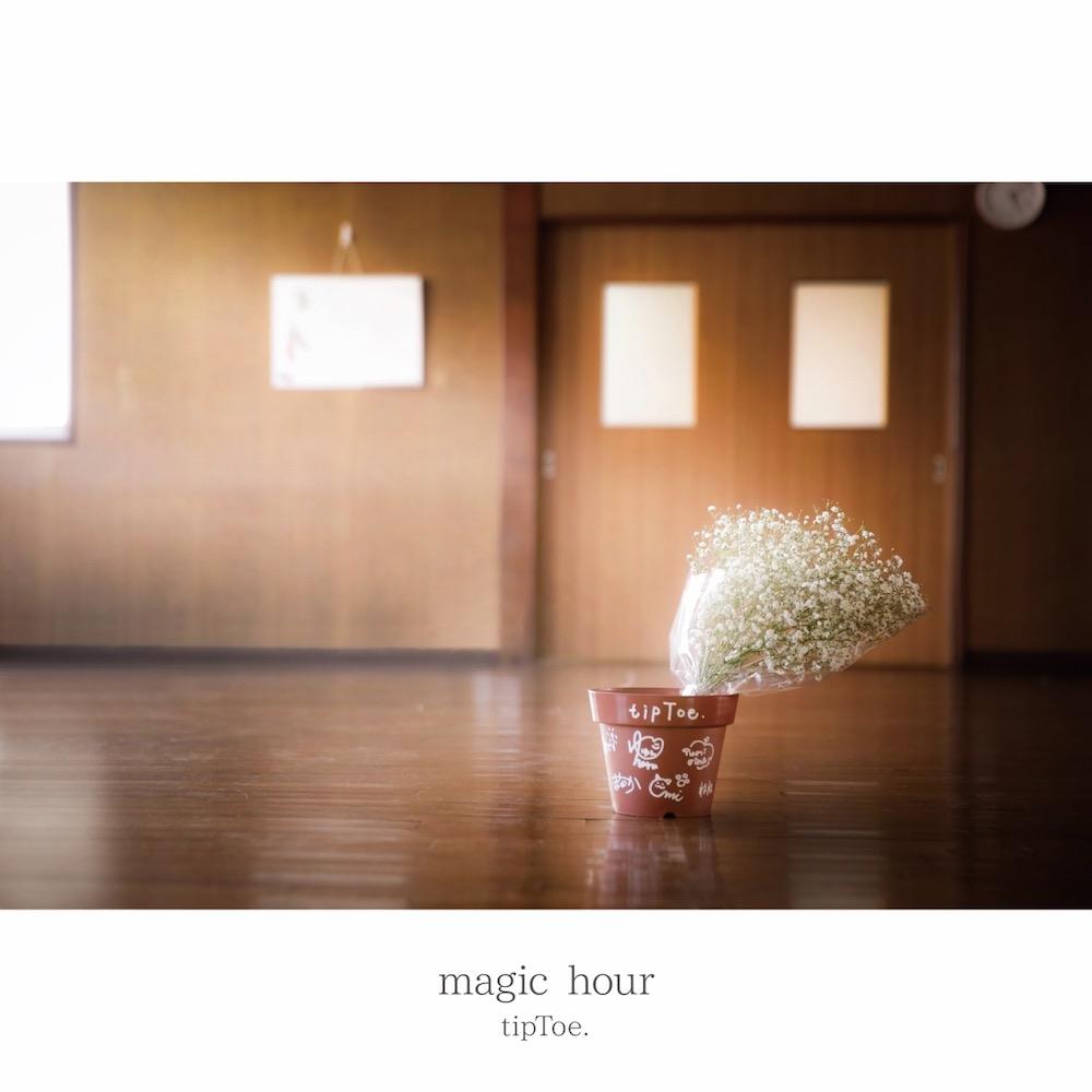 画像: magic hour / tipToe.
