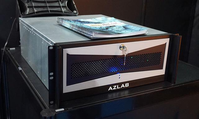 画像: こちらがAZLABの8K/60p対応キャプチャー&ブレンディングマシン