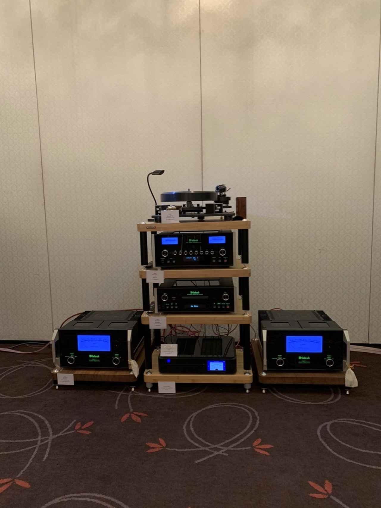 Images : 9番目の画像 - 2018 秋の試聴会 @ ホテル白萩 - Stereo Sound ONLINE
