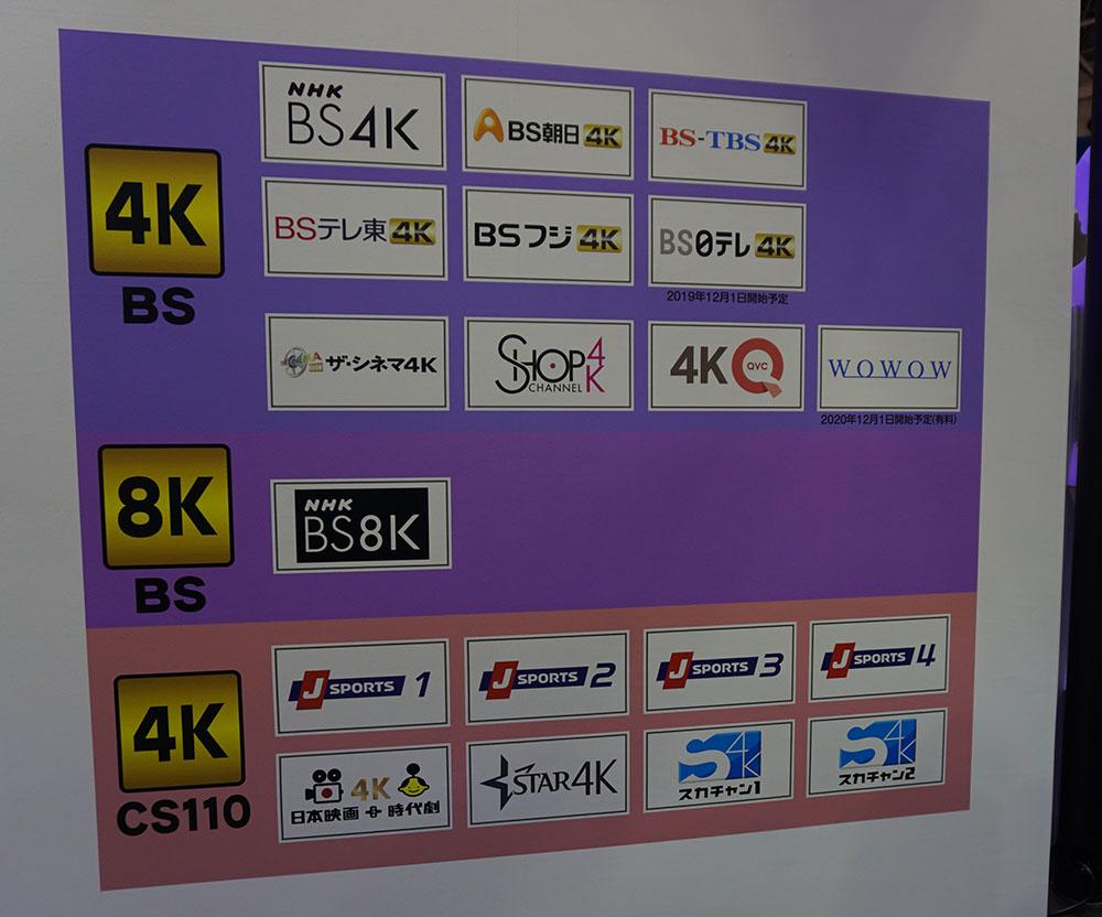 画像1: 放送開始まであと2週間! ところで4K8K放送では、どんなチャンネルがあるの? <新4K8K衛星放送、まるわかり!:その2>