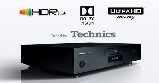 画像: DP-UB9000 | ラインアップ | ブルーレイディスクプレーヤー | Panasonic