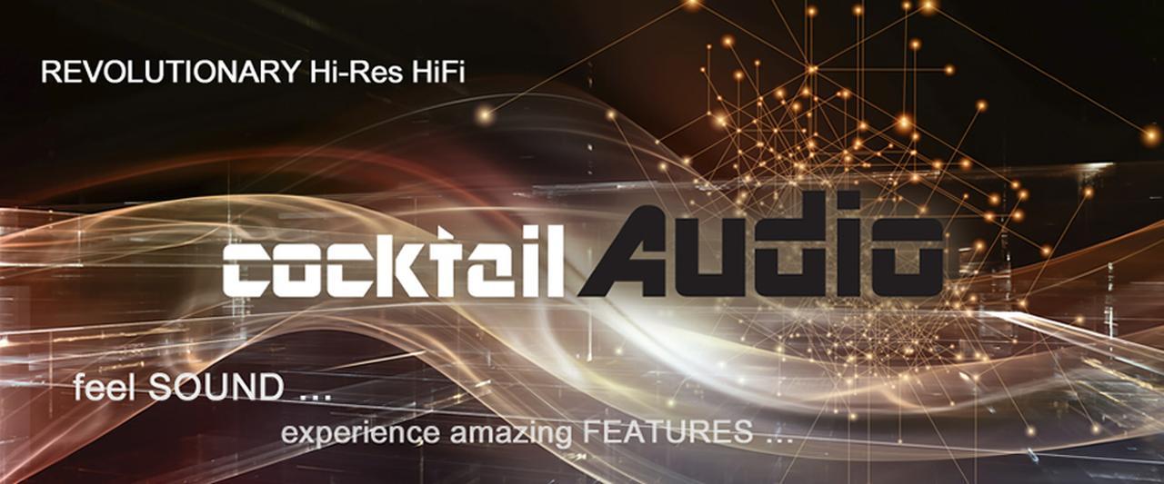 画像: Cocktail Audio