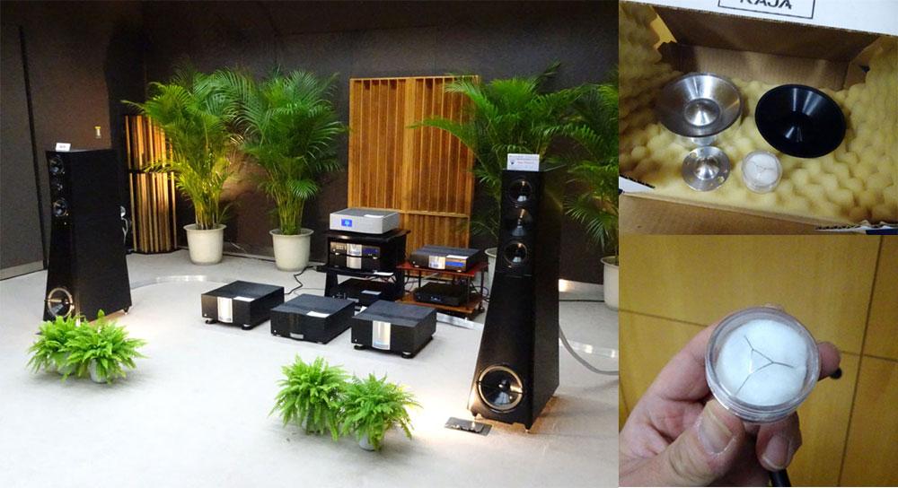 画像: ▲Sonja2.2を核とした試聴システム