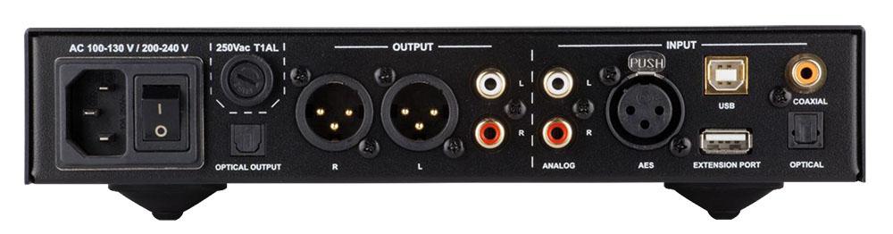 画像2: NuPrimeから、待望のDAC&ヘッドフォンアンプ「DAC-9H」が11月27日に発売決定。ハイレゾ音源は、最大11.2MHzのDSDと384kHzのリニアPCM音源に対応