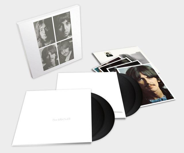 画像: 『ホワイト・アルバム 』4LPデラックス・エディション <直輸入盤仕様> UIJY-75096/9 ¥14,300+税