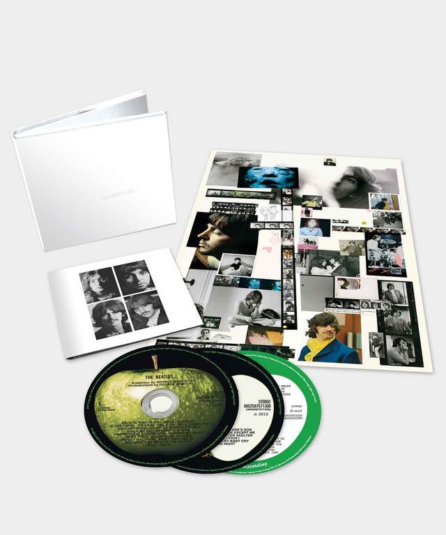 画像: 『ホワイト・アルバム』3CDデラックス・エディション UICY-78857/9 ¥3,600+税