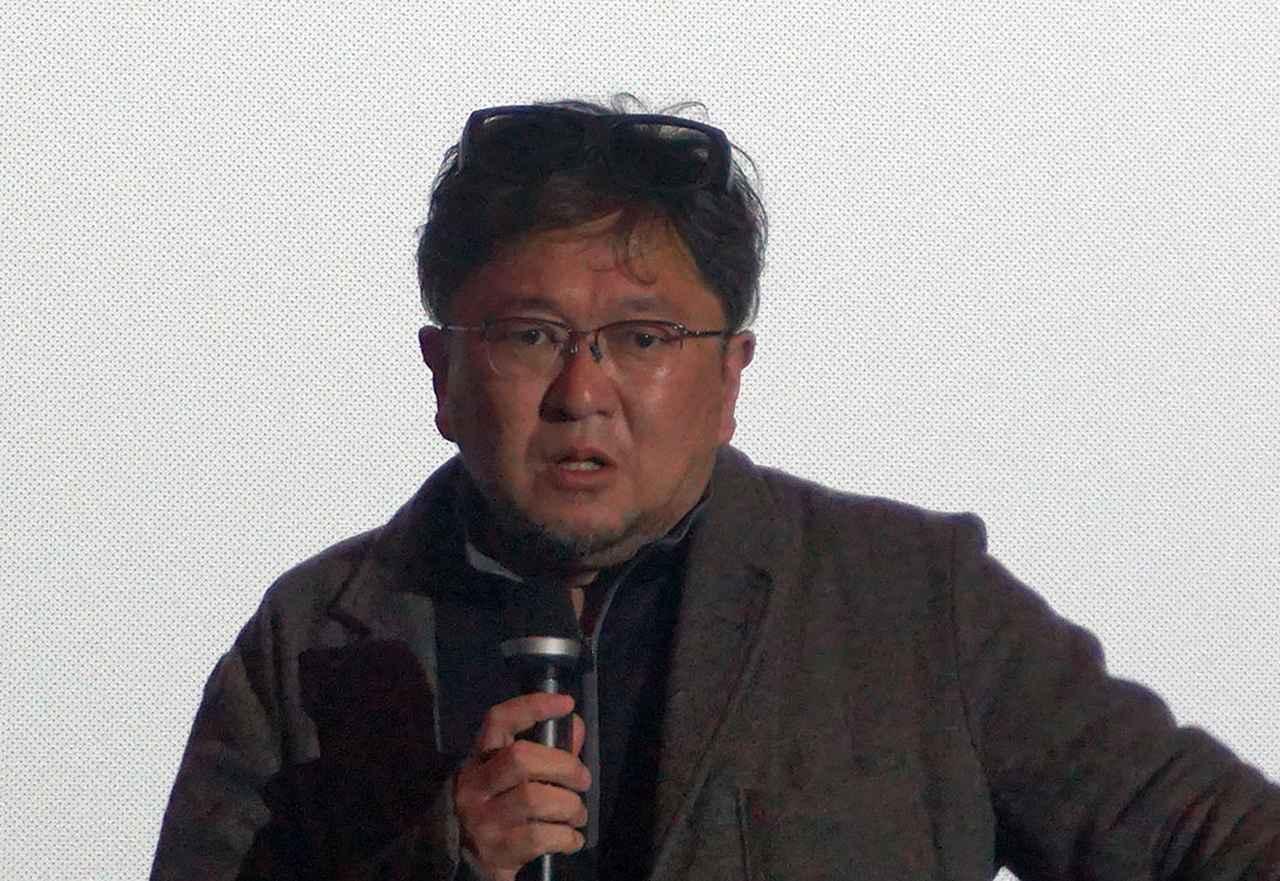 画像: IMAX愛にあふれる話を聞かせてくれた、樋口真嗣監督