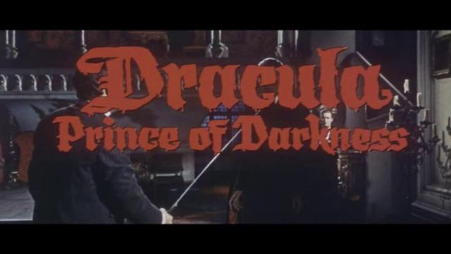 画像: Trailer: Dracula, Prince of Darkness (1966) www.youtube.com