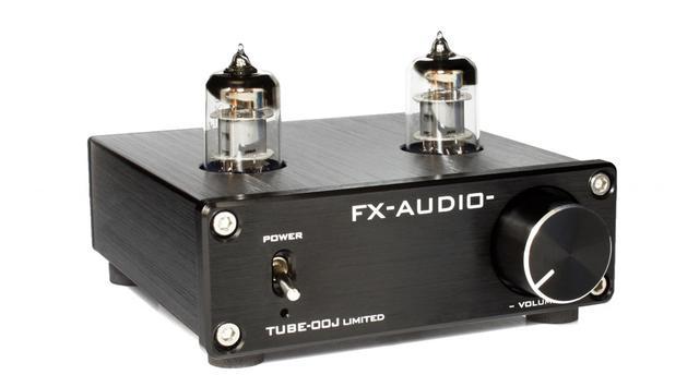 画像: FX-AUDIO-の真空管アンプ「TUBE-00J LIMTED」
