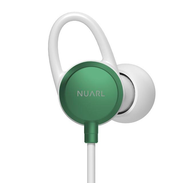 画像: NUARLの人気ワイヤレスイヤホン「NB20c」シリーズに、限定色「ネイビー」と「グリーン」が追加。連続9 時間再生可能なロングライフモデル