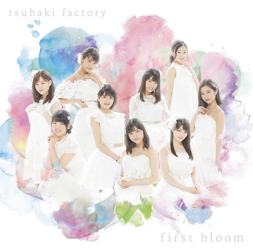 画像: first bloom / つばきファクトリー