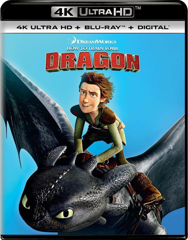 画像1: メガヒット・アニメーションが4K&DTS:Xで登場『ヒックとドラゴン』『ヒックとドラゴン2』【海外盤Blu-ray発売情報】