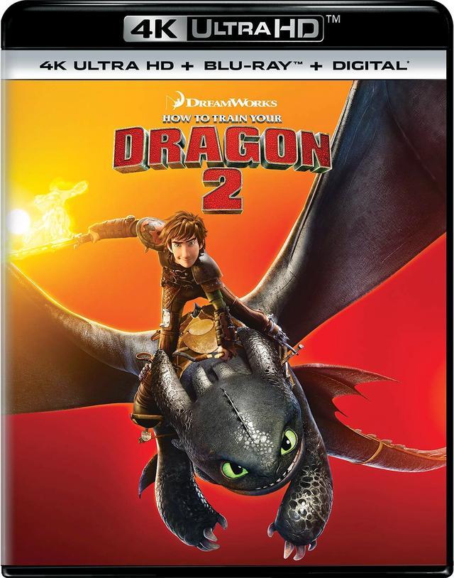 画像2: メガヒット・アニメーションが4K&DTS:Xで登場『ヒックとドラゴン』『ヒックとドラゴン2』【海外盤Blu-ray発売情報】