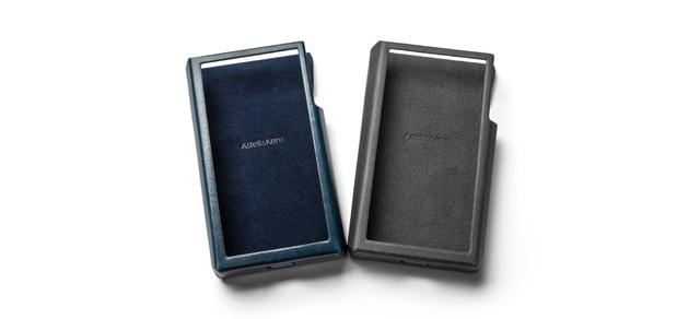 画像: 「A&ultima SP1000M」専用ケース、「A&ultima SP1000M Case Navy」「A&ultima SP1000M Case Gray」