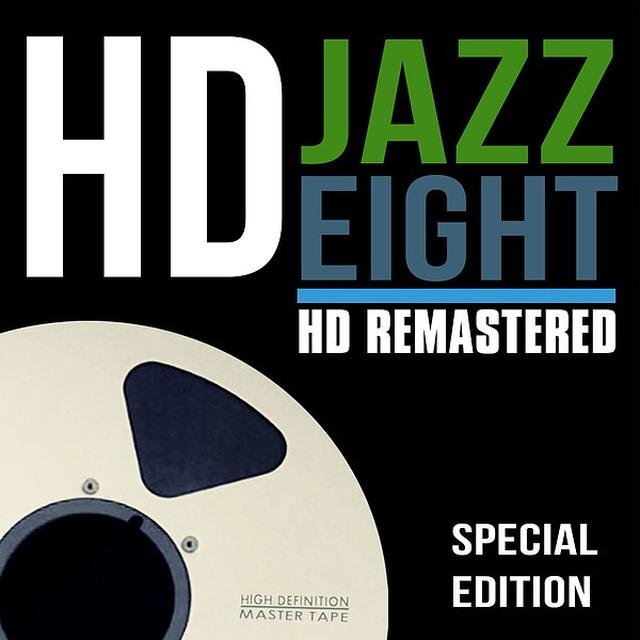 画像: HD Jazz Volume 8/Various Artists