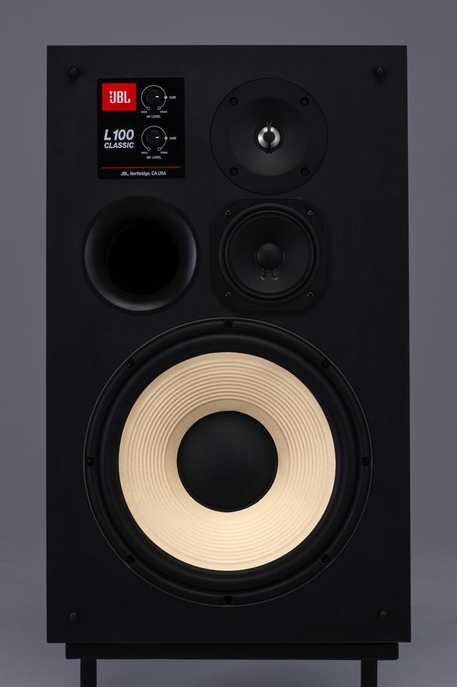 画像: JBL の銘機「L100」が現代に復活。最新設計の30cmウーファーを搭載して「L100 Classic」誕生