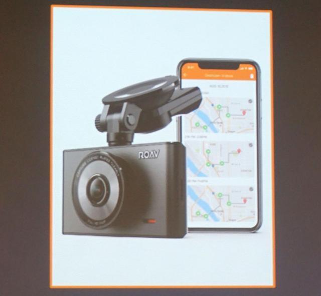 画像: Roav DashCam C2 Pro ¥13,800(税込、予価)、2018年12月下旬発売 映像撮影時のルートや速度まで記録できるドライブレコーダー。フルHD(1080p)で録画可能
