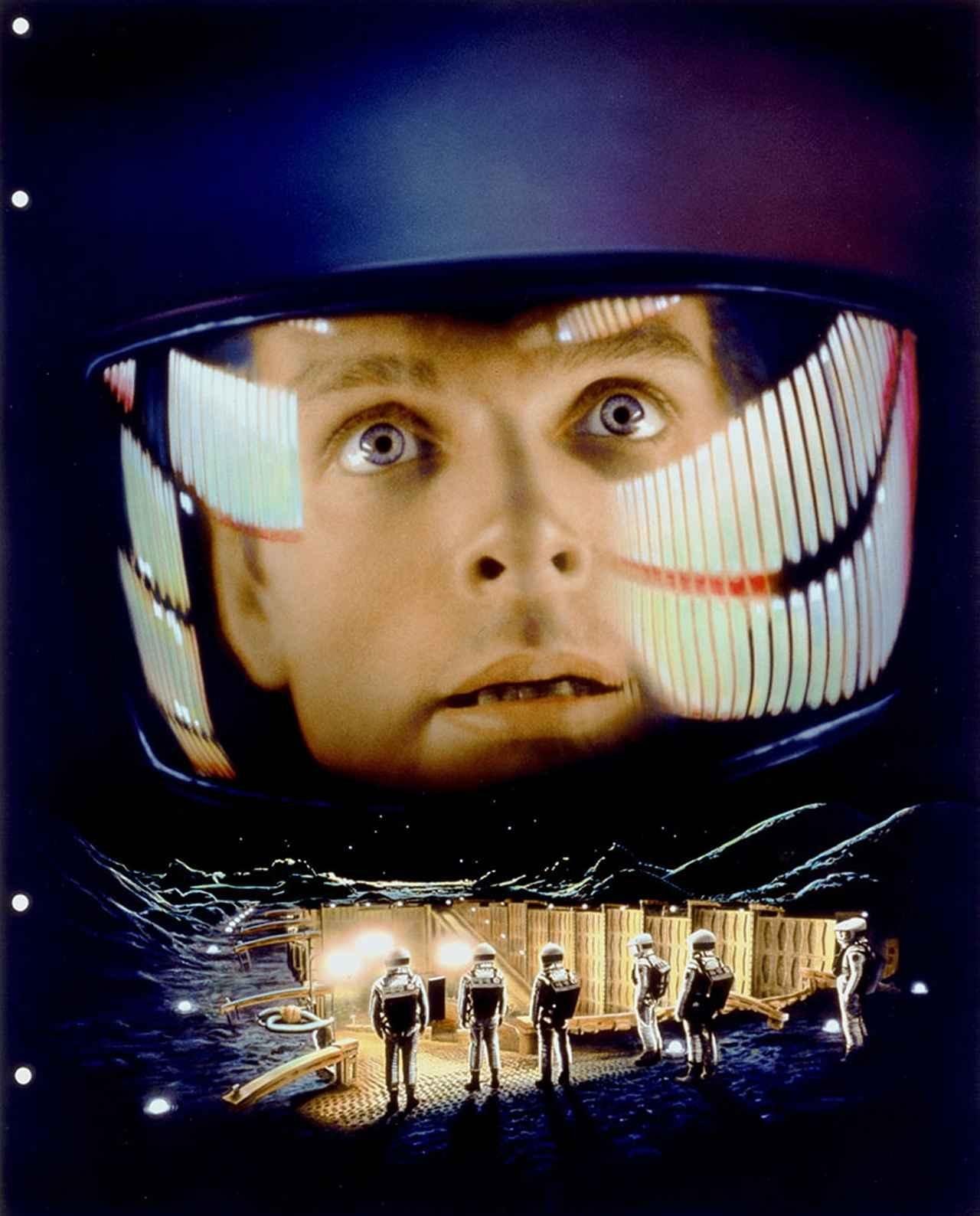 画像: 『2001年宇宙の旅』 (C)Turner Entertainment Company