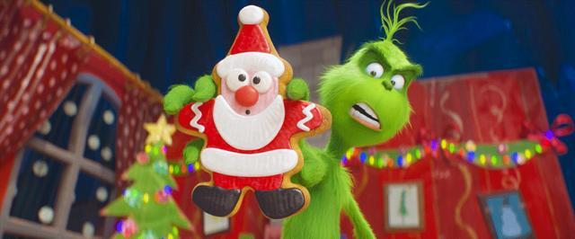 画像1: 【コレミヨ映画館vol.17】『グリンチ』 雪の町で起こる大騒動。『ミニオンズ』の人気アニメーション・スタジオが贈るクリスマス映画の大本命!