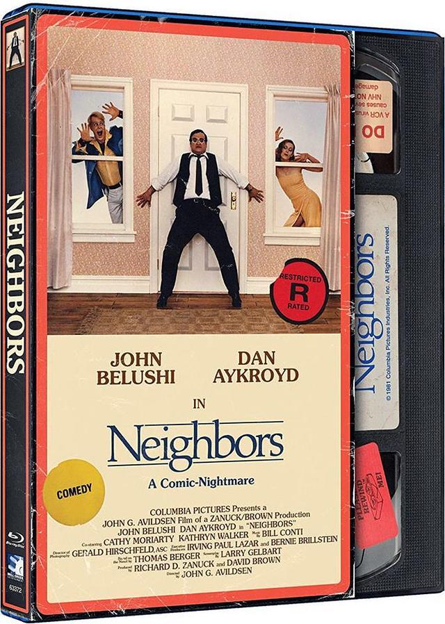 画像: Feb 19, 2019 NEIGHBORS/ネイバース (1981) 監督ジョン・G・アヴィルドセン:主演ジョン・ベルーシ, ダン・エイクロイド 国内BLU-RAY未発売