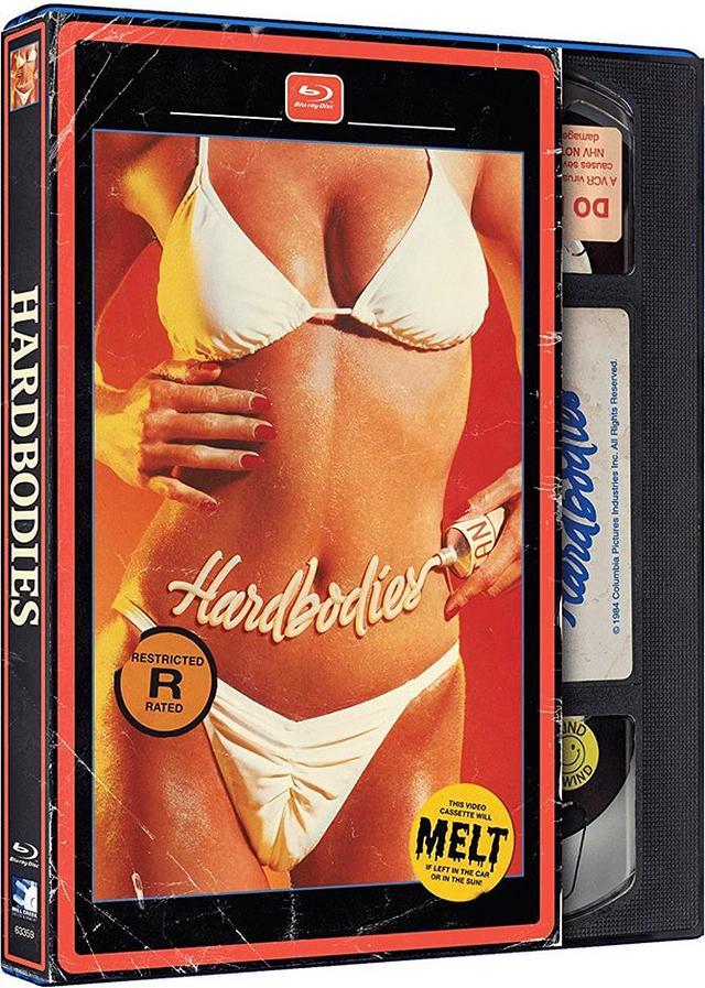 画像: HARDBODIES/ハードボディーズ (1984) 監督マーク・グリフィス:主演ゲイリー・ウッド 国内BLU-RAY/DVD未発売