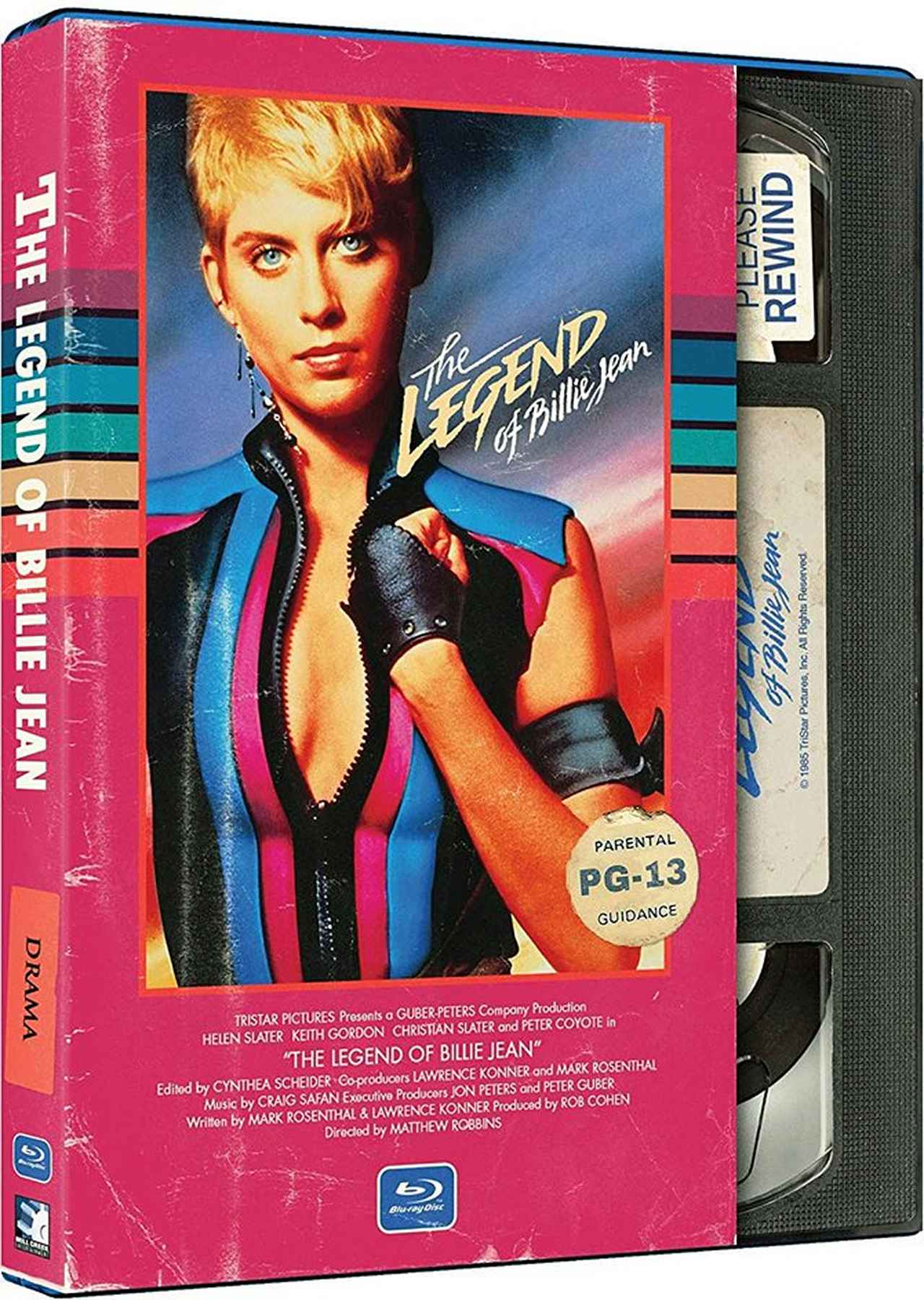 画像: Feb 19, 2019 THE LEGEND OF BILLIE JEAN/ビリー・ジーンの伝説 (1985) 監督マシュー・ロビンス:主演ヘレン・スレイター 国内BLU-RAY/DVD未発売