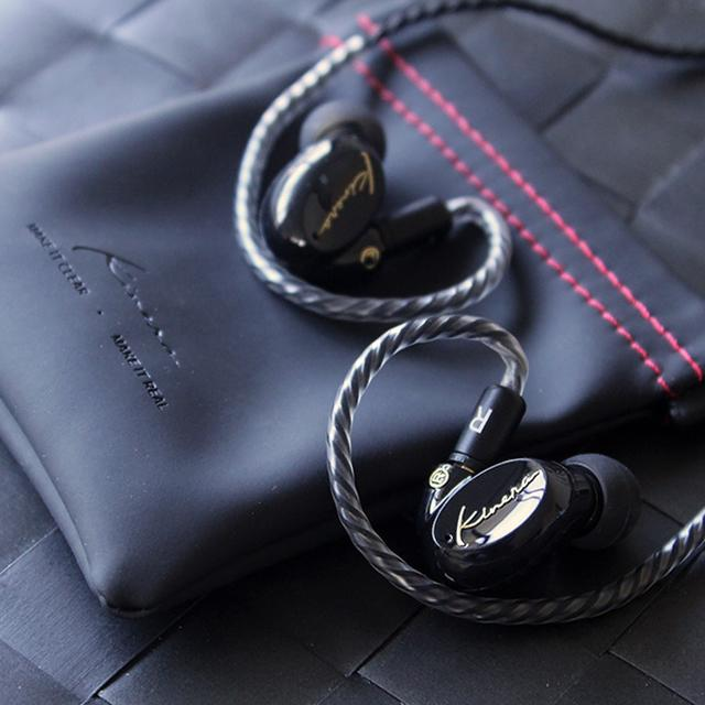画像: 【新製品】KINERA SEED [1BA+1Dynamic Hybrid Earphone/MMCX]-e☆イヤホン