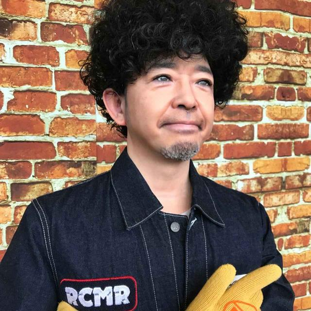 画像: 奥田民生さんの等身大そっくりドール「3DOT」