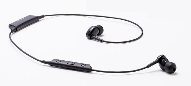 画像: BluetoothワイヤレスイヤホンのHP-NX20BTとHP-NX30BTは、外観はほとんど同じ