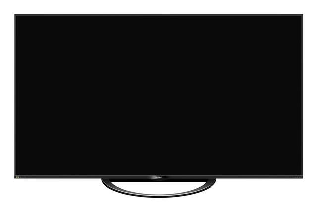 画像: シャープの8Kチューナー内蔵テレビ、8T-C80AX1