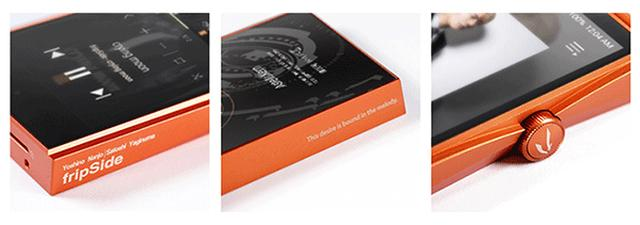 画像2: Astell&Kern、音楽ユニット「fripSide」とのコラボモデル『A&futura SE100 fripSide Edition』を2019年1/19に500台限定で発売!