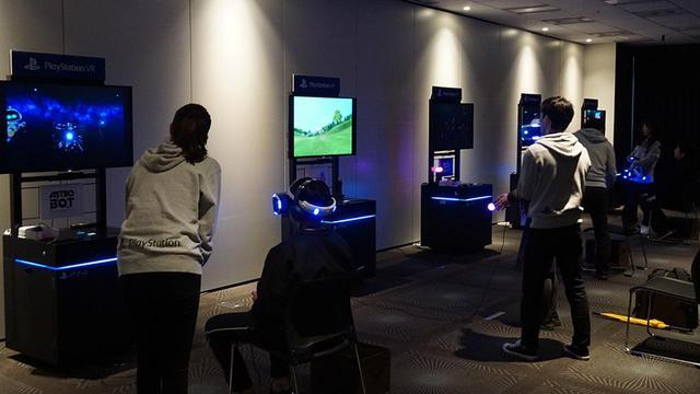 画像: SIEが「PlayStation VR Media Experience」を開催。最新ゲームコンテンツから、進化したシアタールームVRまで、しっかり体験してきた