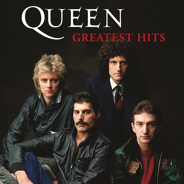 画像: Greatest Hits/クイーン
