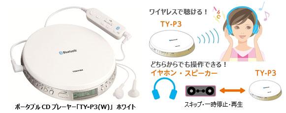 画像: TY-P3:新製品情報:東芝エルイートレーディング株式会社