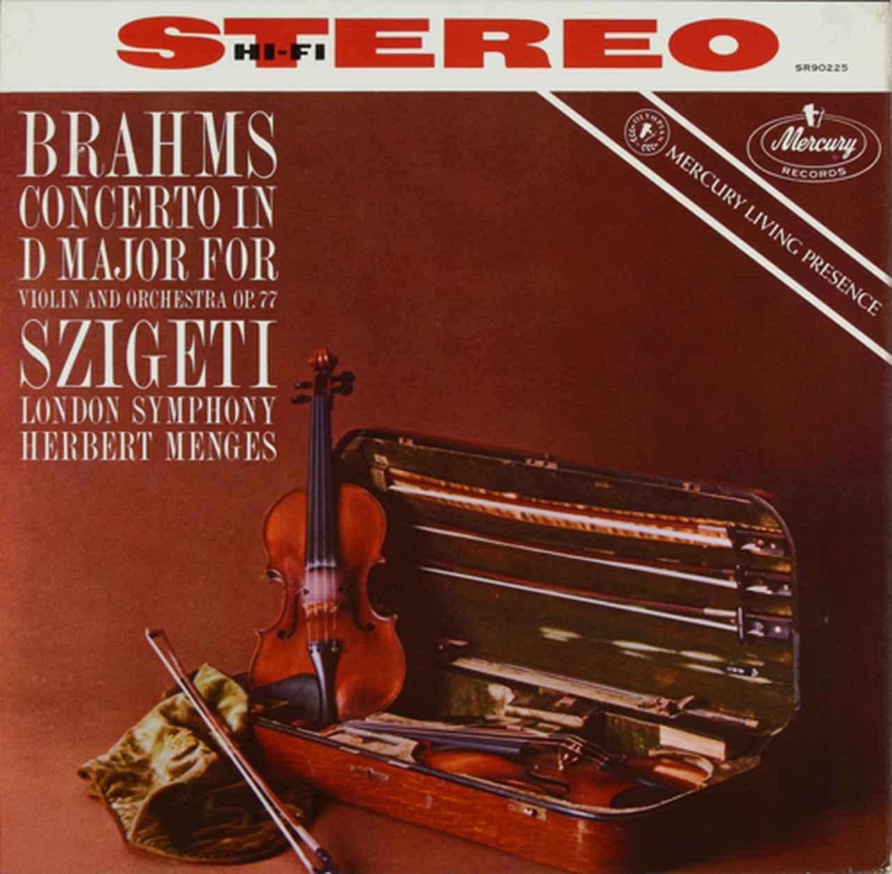 画像: ブラームス:ヴァイオリン協奏曲 (SACD+CD・2枚組) SSHRS-043~044 ※予約商品・2019年1月10日以降順次発送予定