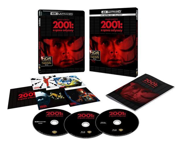 画像: 《UHDブルーレイ『2001年宇宙の旅』の衝撃・後篇》 65mmネガを8Kスキャン、4Kデジタルレストア! 驚異の映像体験に、心身共に打ちのめされた