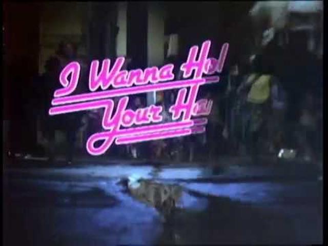 画像: I WANNA HOLD YOUR HAND Trailer English / Spielberg Zemeckis Beatles Movie www.youtube.com