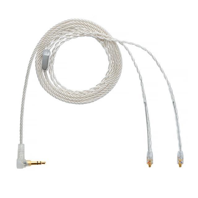 画像: 付属ケーブル「Super Litz Cable」。MMCX仕様だ