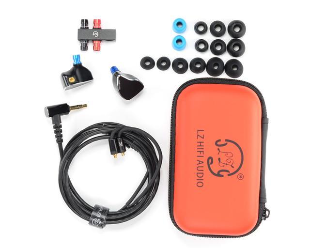 画像: LZ Hi-Fi Audioブランドのイヤホンの新製品「A6mini」